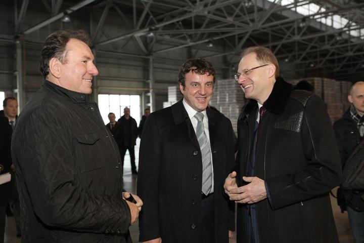 Эдуард Таран, Павыел Бобошек и Василий Юрченко