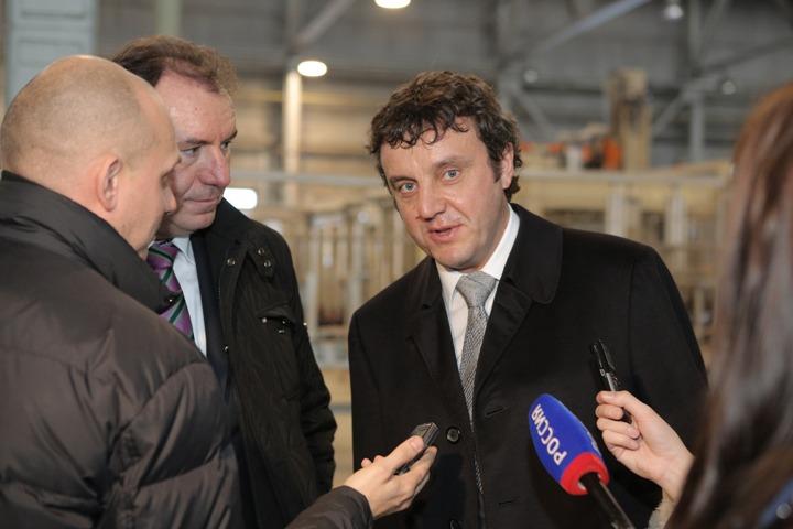 Эдуард Таран и Павел Бобошик