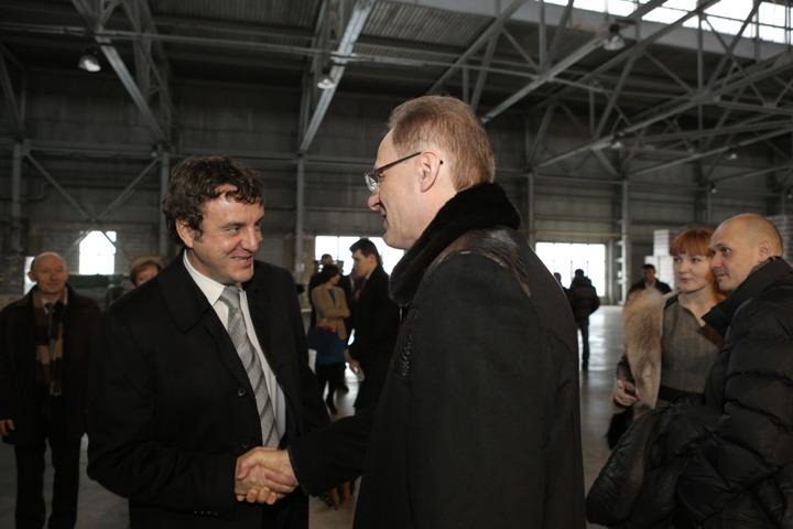 Эдуард Таран и Василий Юрченко